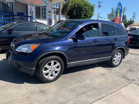 2007 Honda CR-V for sale at Olympic Motors in Los Angeles CA
