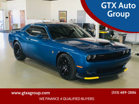 2020 Dodge Challenger for sale at GTX Auto Group in West Chester OH