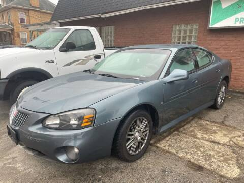 2007 Pontiac Grand Prix for sale at Trocci's Auto Sales in West Pittsburg PA