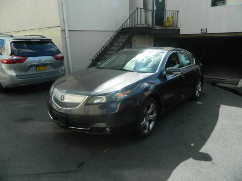 2012 Acura TL for sale at Daniel Auto Sales in Yonkers NY