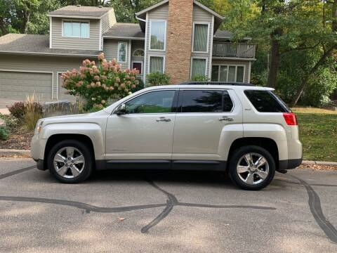 2014 GMC Terrain for sale at You Win Auto in Metro MN
