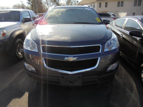 2010 Chevrolet Traverse for sale at Washington Street Auto Sales in Canton MA