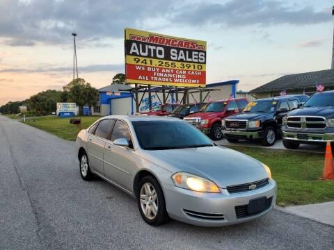 2007 Chevrolet Impala for sale at Mox Motors in Port Charlotte FL