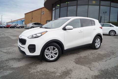 2019 Kia Sportage for sale at Next Ride Motors in Nashville TN