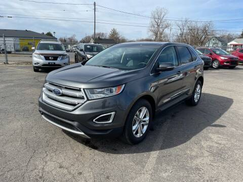 2016 Ford Edge for sale at Dean's Auto Sales in Flint MI