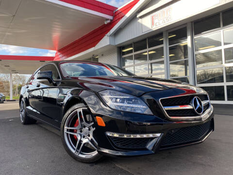 2013 Mercedes-Benz CLS for sale at Furrst Class Cars LLC  - Independence Blvd. in Charlotte NC