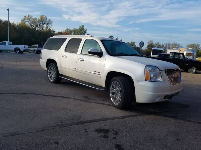 2012 GMC Yukon XL for sale at Pro Auto Sales and Service in Ortonville MN