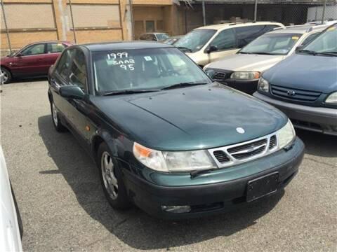 1999 Saab 9-5 for sale at Dennis Public Garage in Newark NJ
