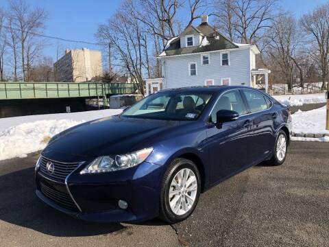 2013 Lexus ES 300h for sale at Mula Auto Group in Somerville NJ