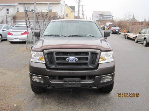 2005 Ford F-150 for sale at EBN Auto Sales in Lowell MA