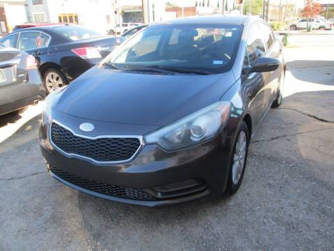 2014 Kia Forte for sale at Downtown Motors in Macon GA