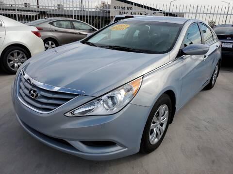 2012 Hyundai Sonata for sale at Hugo Motors INC in El Paso TX