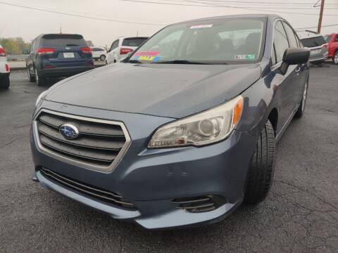 2017 Subaru Legacy for sale at Clear Choice Auto Sales in Mechanicsburg PA