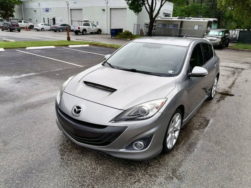2012 Mazda MAZDASPEED3 for sale at Best Price Car Dealer in Hallandale Beach FL