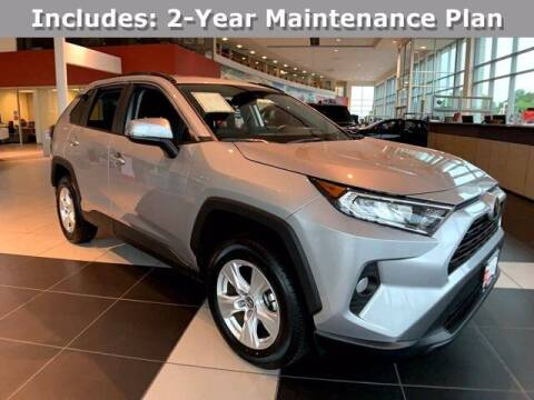 2021 Toyota RAV4 for sale at Smart Motors in Madison WI