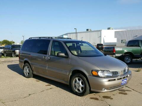 2001 Oldsmobile Silhouette for sale at Select Auto Sales in Devils Lake ND