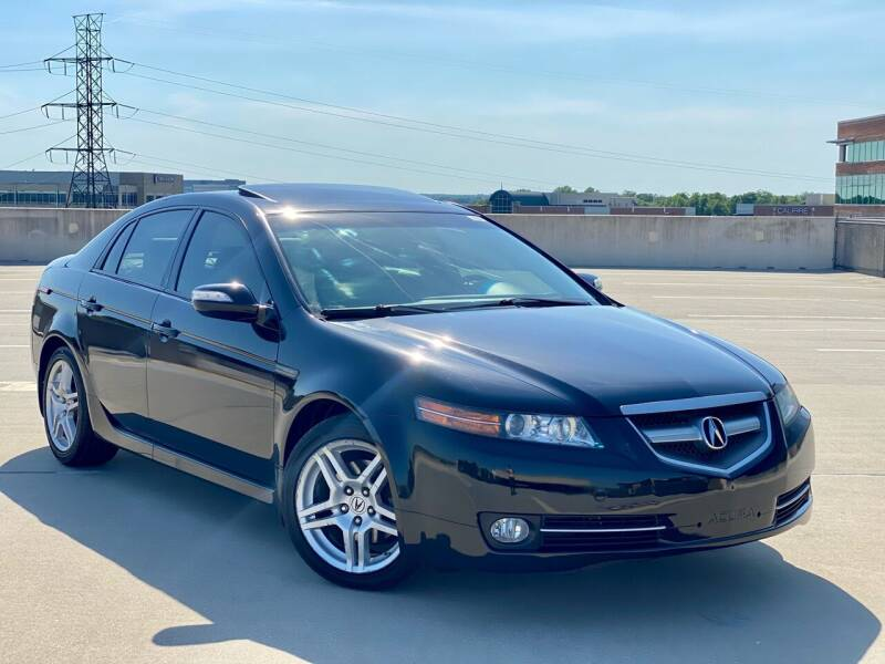 2007 Acura TL for sale at Car Match in Temple Hills MD
