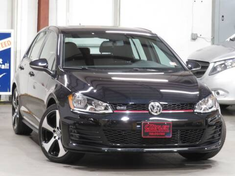 2016 Volkswagen Golf GTI for sale at CarPlex in Manassas VA
