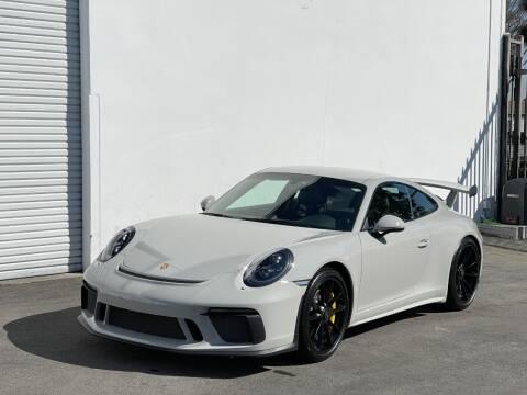 2018 Porsche 911 for sale at Corsa Exotics Inc in Montebello CA