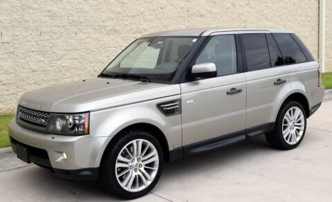 2011 Land Rover Range Rover Sport for sale at Raleigh Auto Inc. in Raleigh NC