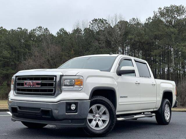 2014 GMC Sierra 1500 for sale at Global Pre-Owned in Fayetteville GA