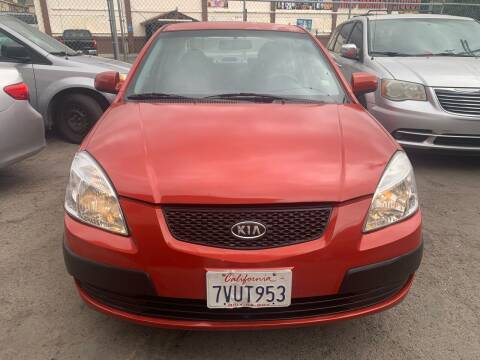 2008 Kia Rio for sale at Aria Auto Sales in El Cajon CA