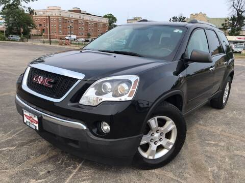 2012 GMC Acadia for sale at Your Car Source in Kenosha WI