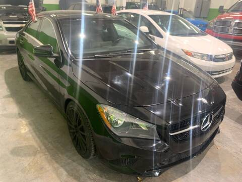 2016 Mercedes-Benz CLA for sale at Eden Cars Inc in Hollywood FL