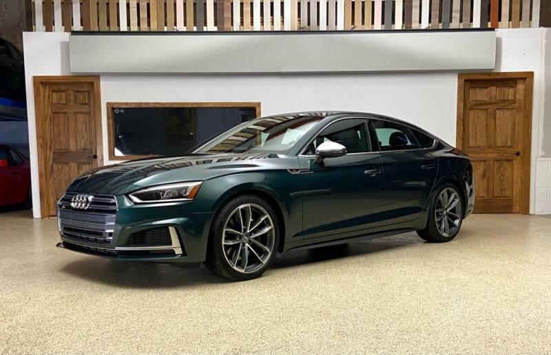 2018 Audi S5 Sportback for sale at EuroMotors LLC in Lee MA