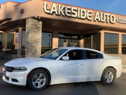 2015 Dodge Charger for sale at Lakeside Auto Brokers Inc. in Colorado Springs CO