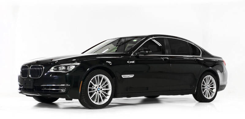 2015 BMW 7 Series for sale at Houston Auto Credit in Houston TX