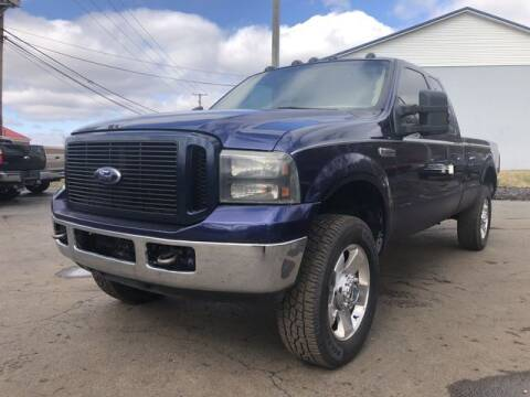 2006 Ford F-250 Super Duty for sale at Instant Auto Sales in Chillicothe OH