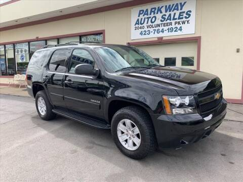 2011 Chevrolet Tahoe for sale at PARKWAY AUTO SALES OF BRISTOL in Bristol TN