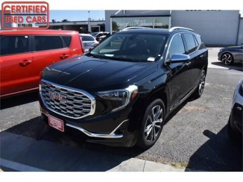 2018 GMC Terrain for sale at South Plains Autoplex by RANDY BUCHANAN in Lubbock TX