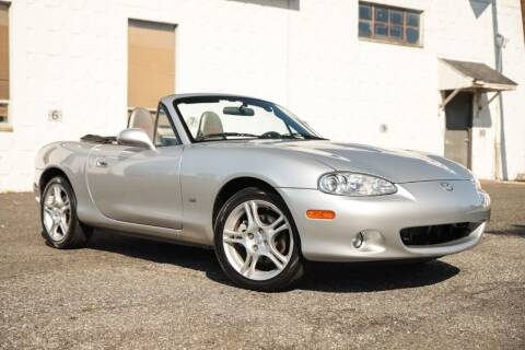 2004 Mazda MX-5 Miata for sale at Vantage Auto Group - Vantage Auto Wholesale in Moonachie NJ