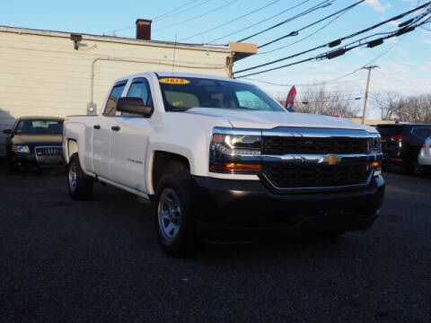 2018 Chevrolet Silverado 1500 for sale at East Providence Auto Sales in East Providence RI