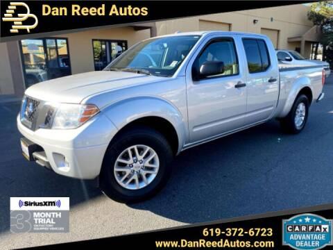 2014 Nissan Frontier for sale at Dan Reed Autos in Escondido CA