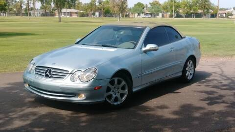 2005 Mercedes-Benz CLK for sale at CAR MIX MOTOR CO. in Phoenix AZ