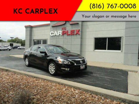 2015 Nissan Altima for sale at KC Carplex in Grandview MO