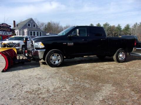 2018 RAM Ram Pickup 3500 for sale at Mark's Discount Truck & Auto Sales in Londonderry NH