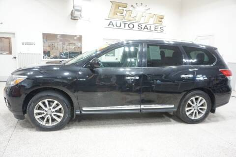 2016 Nissan Pathfinder for sale at Elite Auto Sales in Ammon ID