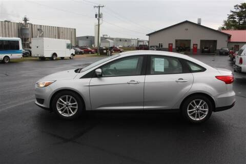 2015 Ford Focus for sale at SCHMITZ MOTOR CO INC in Perham MN