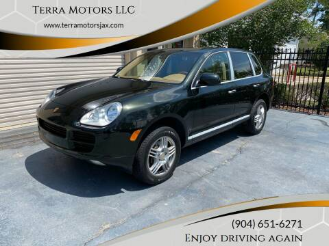 2006 Porsche Cayenne for sale at Terra Motors LLC in Jacksonville FL