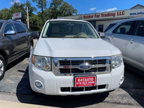 2008 Ford Escape for sale at H4T Auto in Toledo OH