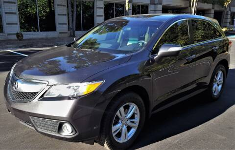2015 Acura RDX for sale at memar auto sales, inc. in Marietta GA