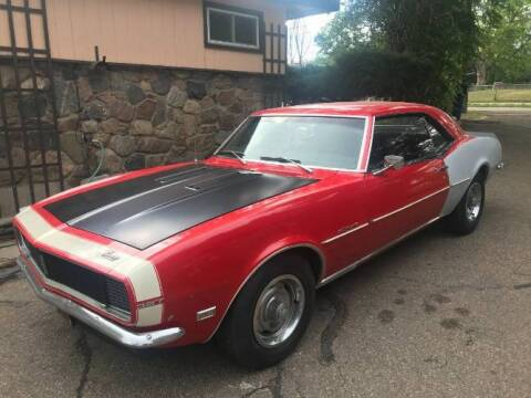 1968 Chevrolet Camaro for sale at Classic Car Deals in Cadillac MI