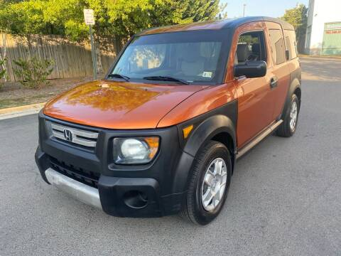 2008 Honda Element for sale at Super Bee Auto in Chantilly VA