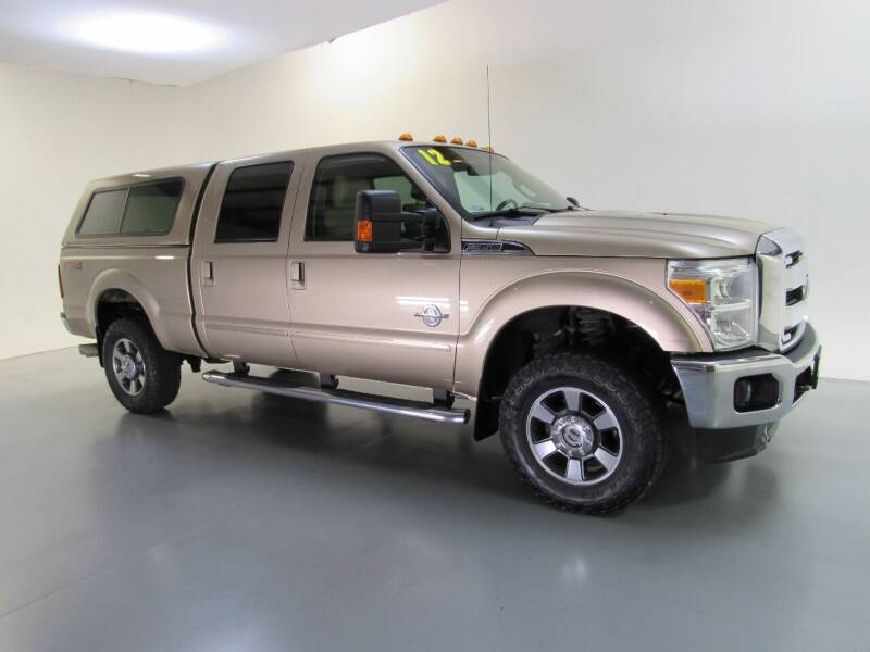 2012 Ford F-350 Super Duty for sale at Salinausedcars.com in Salina KS