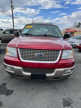 2004 Ford Expedition for sale at SRI Auto Brokers Inc. in Rome GA