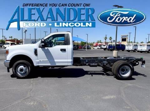 2021 Ford F-350 Super Duty for sale at Bill Alexander Ford Lincoln in Yuma AZ